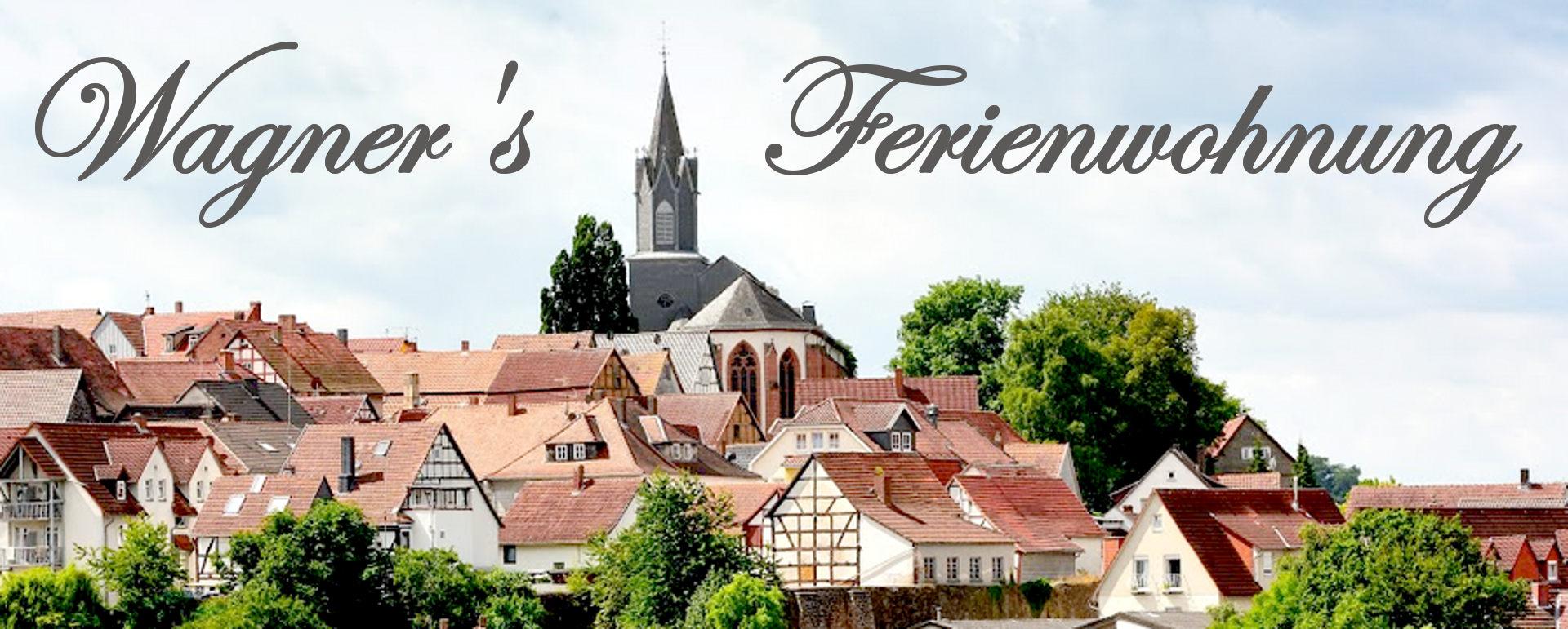 Wagners Ferienwohnung in Schwalmstadt-Treysa